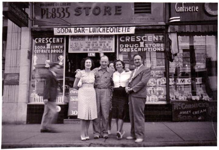 Crescent Drug Store