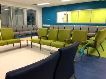 ER waiting room