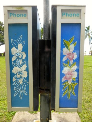 phone booths are still a thing on Kauai