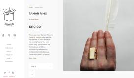 the jewellery website