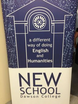 A different way of doing Humanities and English