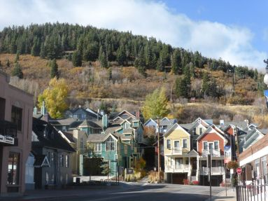 Park City & moutains