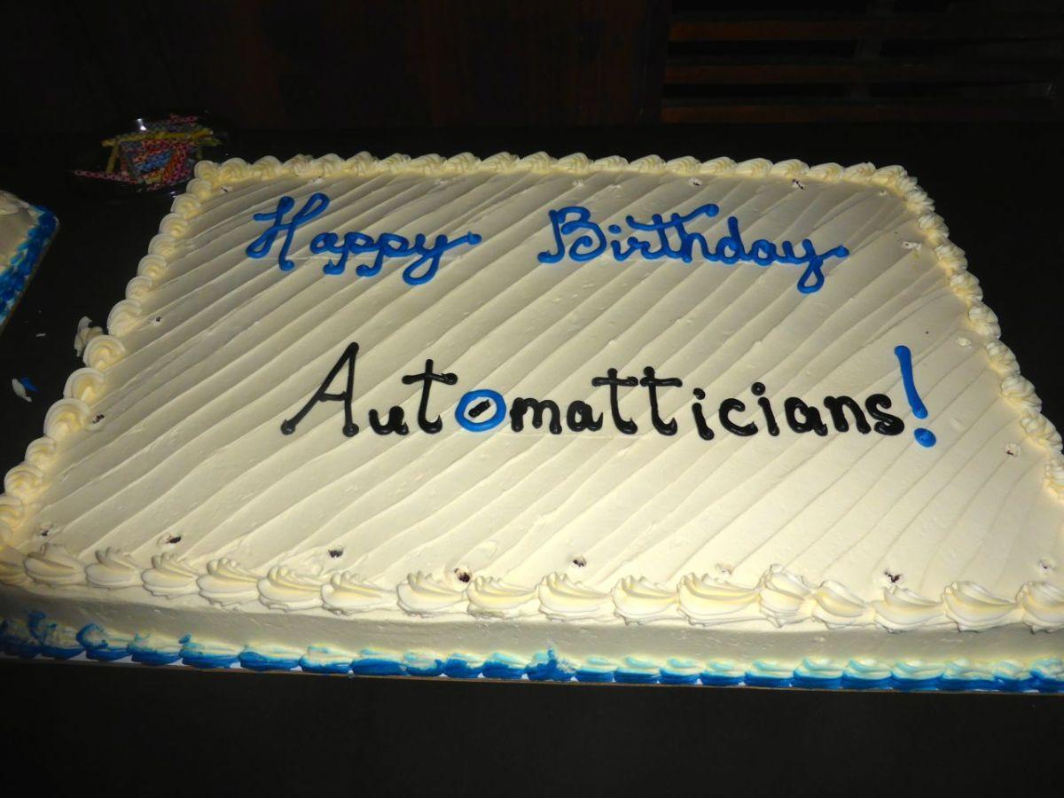 happy birthday Automatticians