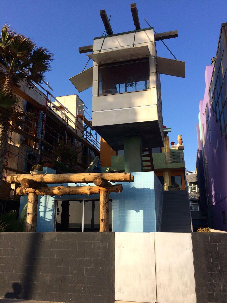 Venice Beach building