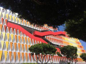 Santa Monica shopping centre