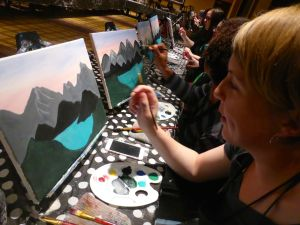 Zealous Art activity