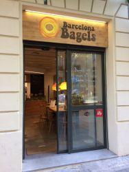 Barcelona bagels