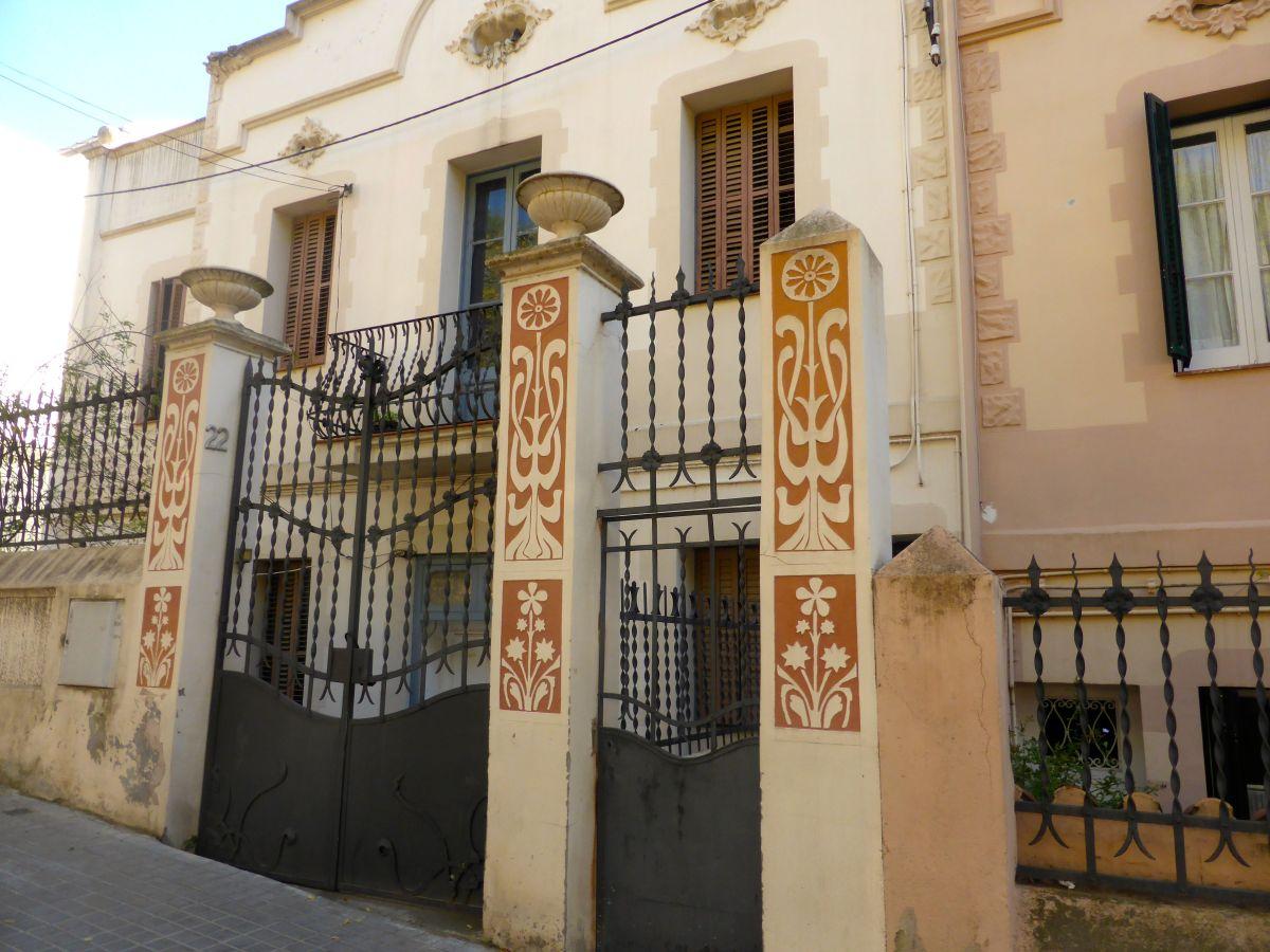house gates