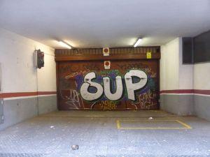 Sup graffiti