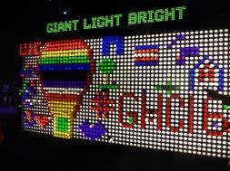 Grace Hopper lights