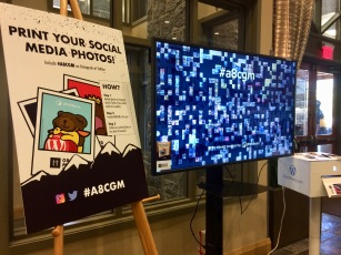 social media photos with the #a8gm hashtag