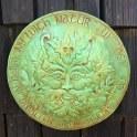 plaque - harmony with nature