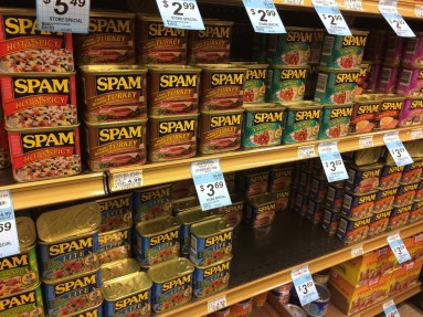 spam cans galore