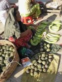 piles of fresh produce