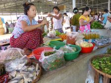 market women with produce