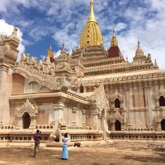 Bagan - pagoda