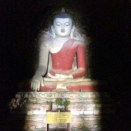 Bagan - Large Buddha