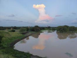 Bagan sky & water