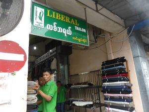 Liberal Tailor