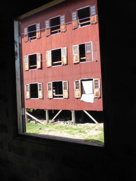 windows through a window